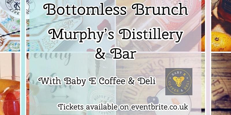 Image of Murphys Gin Bottomless Brunch