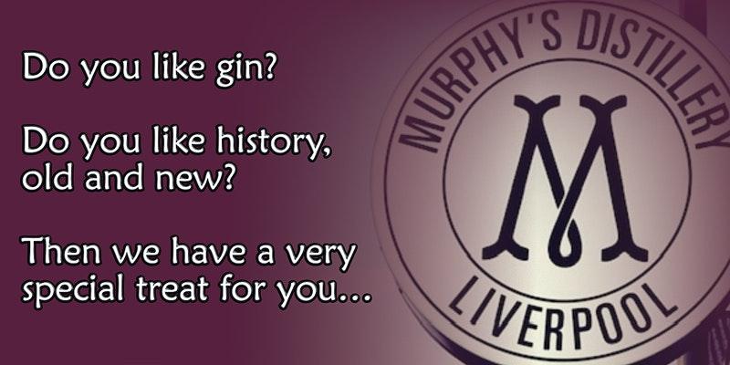 Image of Murphys Gin Hidden Liverpool Evening