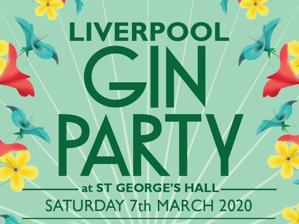 Image of St Georges Hall Gin Party Event